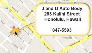 Honolulu Auto Body Repair